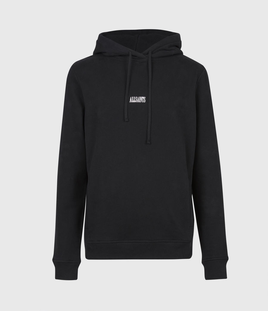 Mens State Pullover Hoodie (chalk_white) - Image 2