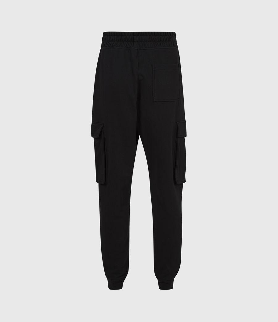 Men's Ellis Cuffed Sweatpants (jet_black) - Image 3