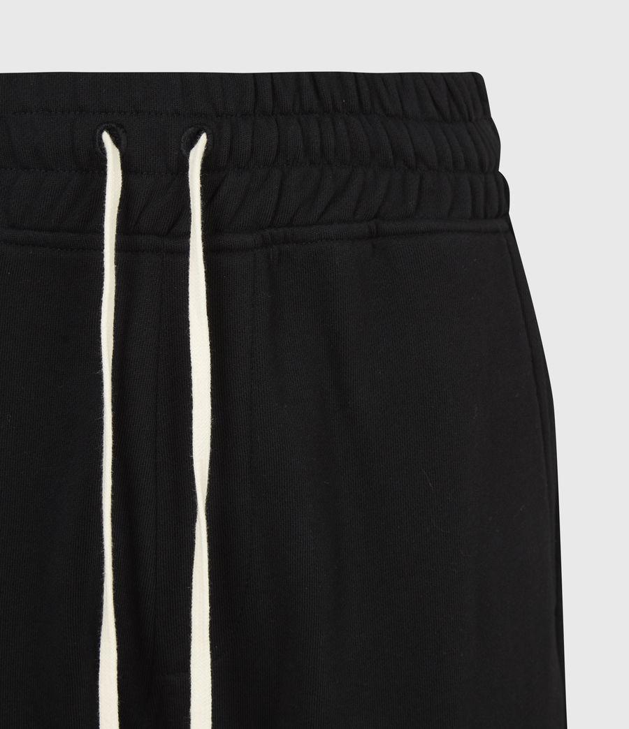 Men's Ellis Cuffed Sweatpants (jet_black) - Image 5