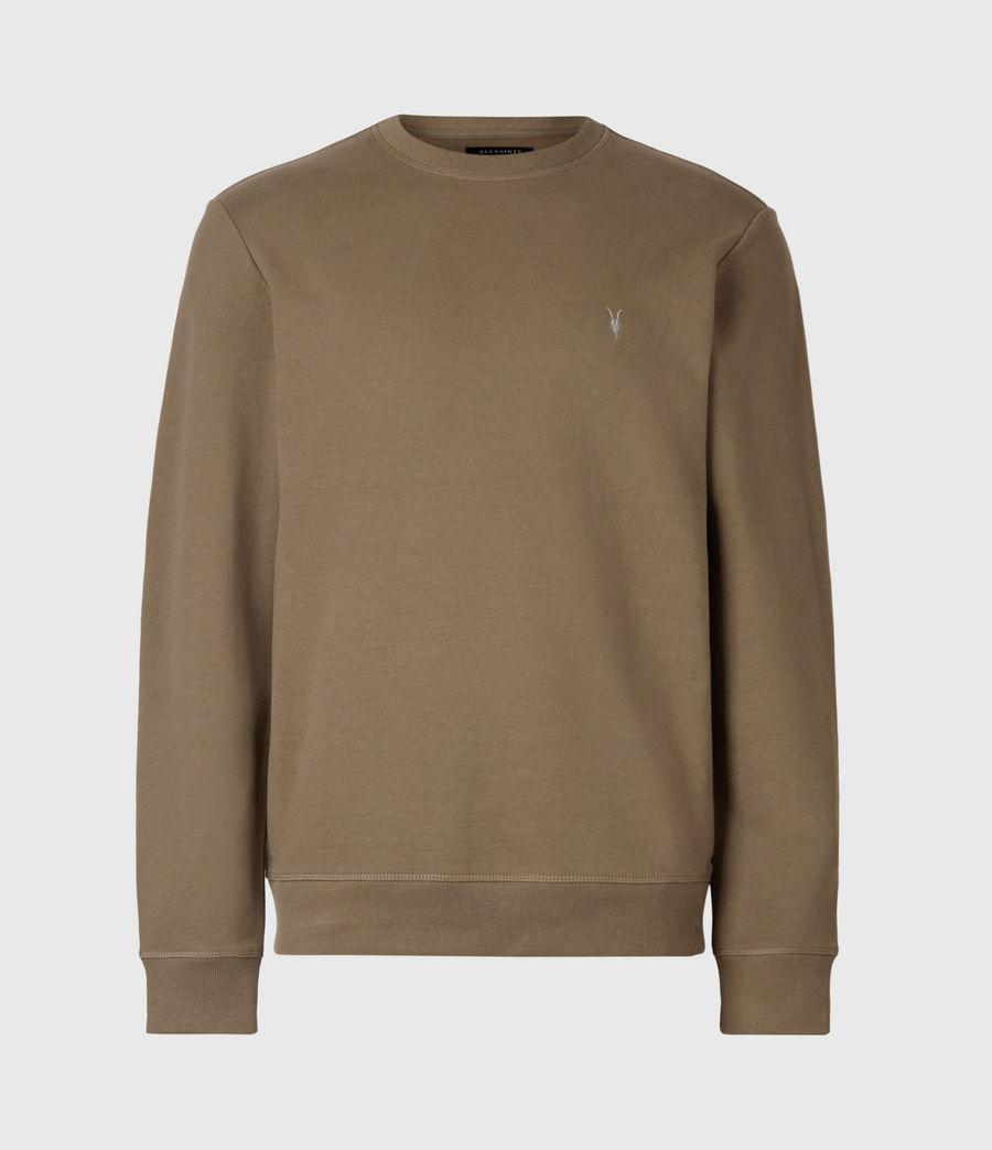 Mens Raven Sweatshirt (mangrove_brown) - Image 2