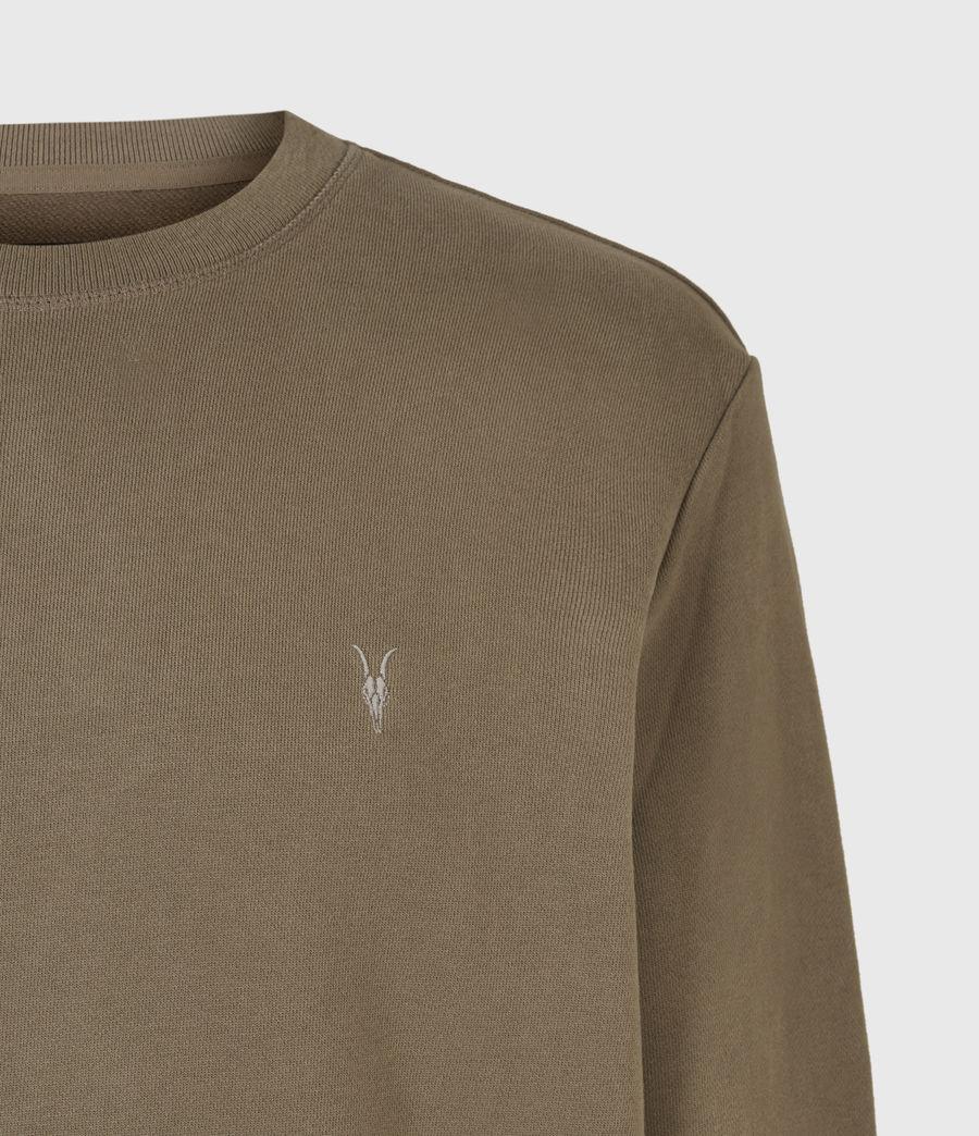 Mens Raven Sweatshirt (mangrove_brown) - Image 5