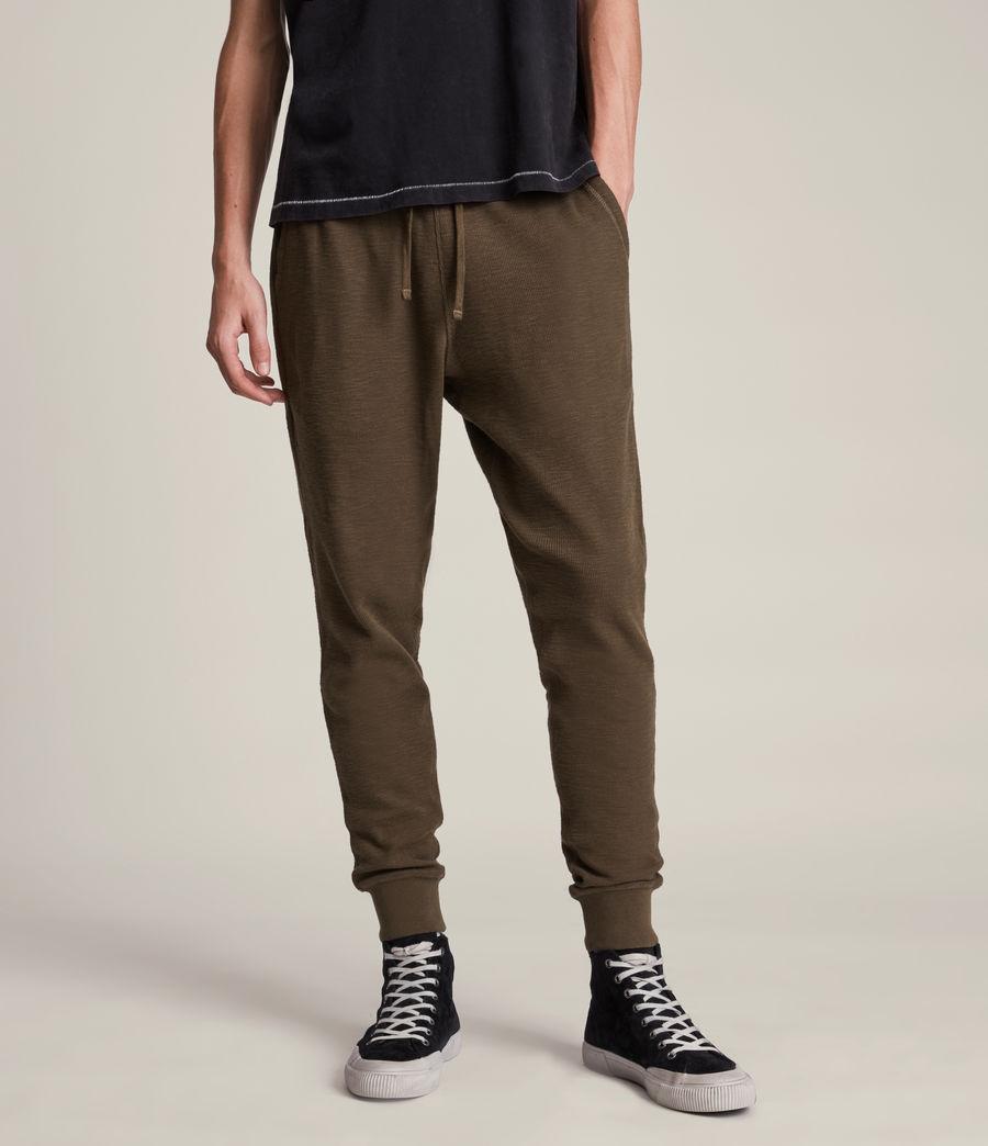 Men's Muse Cuffed Slim Sweatpants (ranch_brown) - Image 2