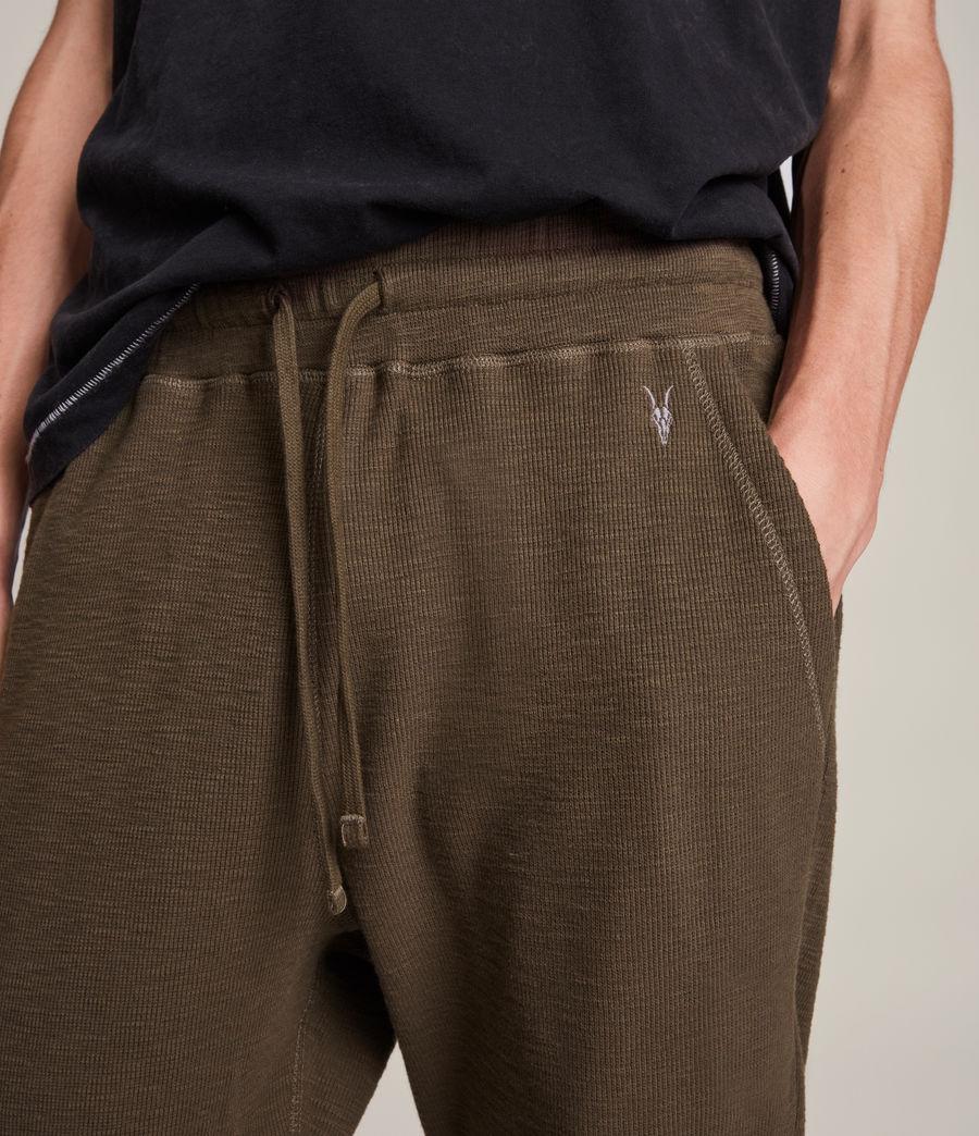 Men's Muse Cuffed Slim Sweatpants (ranch_brown) - Image 3