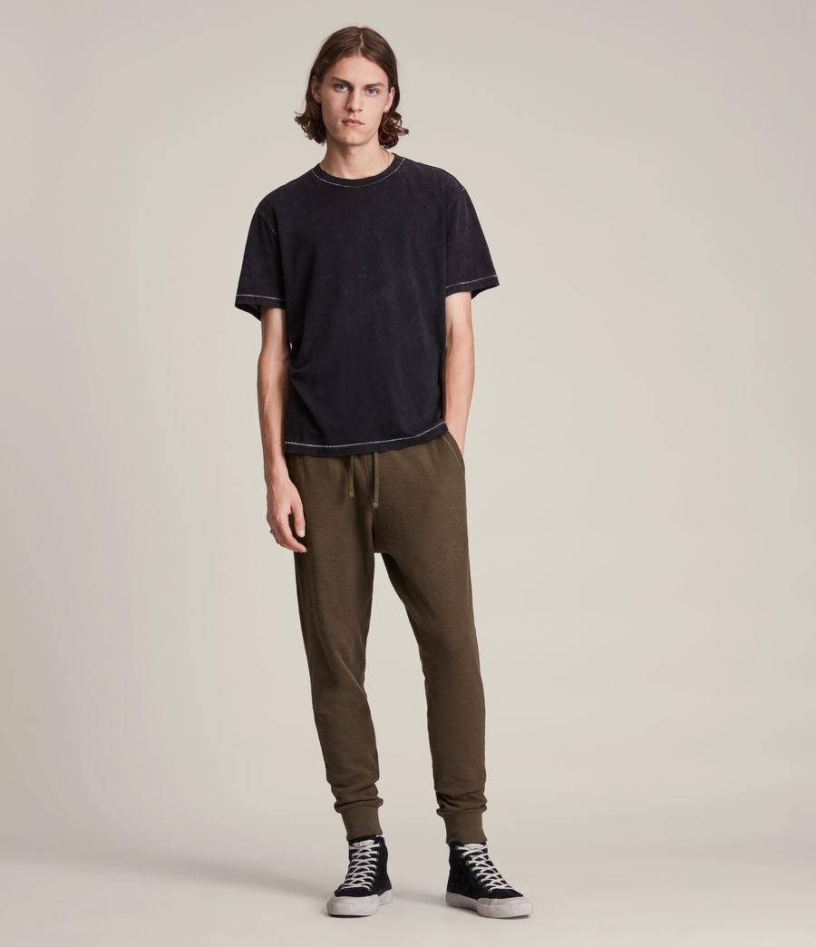 Men's Muse Cuffed Slim Sweatpants (ranch_brown) - Image 4