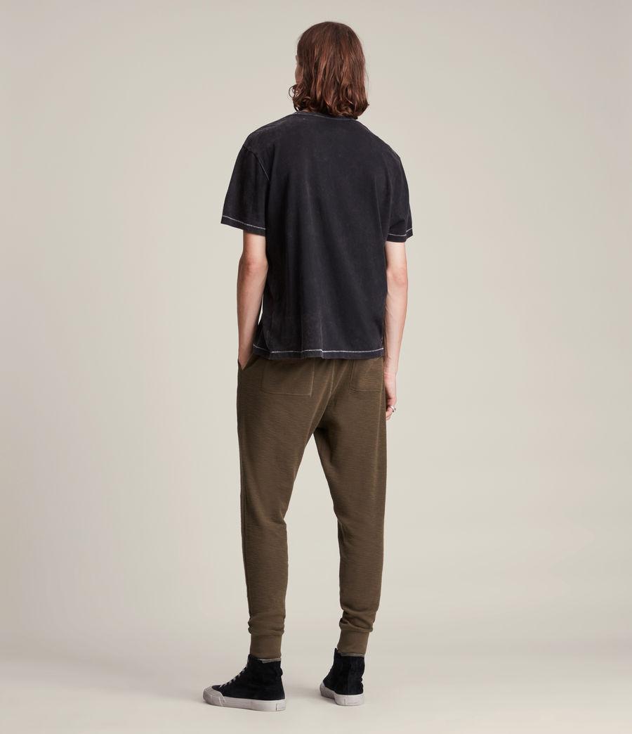 Men's Muse Cuffed Slim Sweatpants (ranch_brown) - Image 5