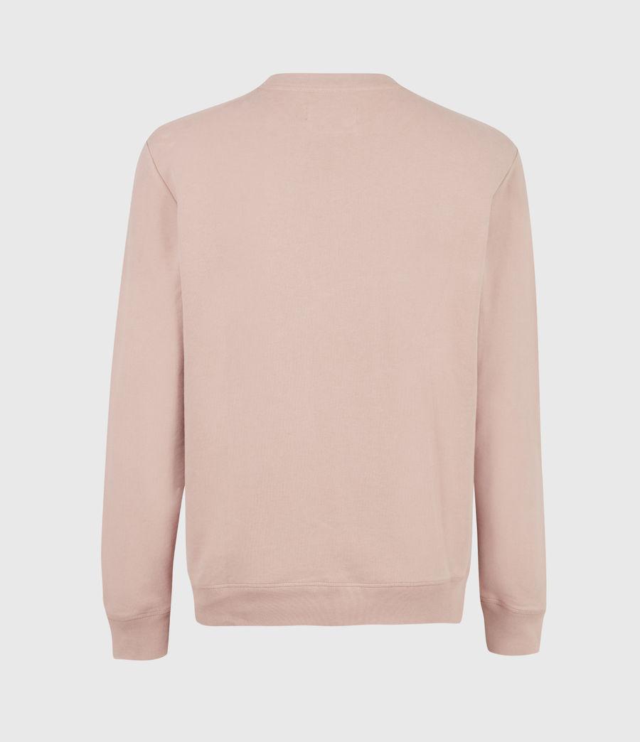 Men's Raven Crew Sweatshirt (balsastone_pink) - Image 3
