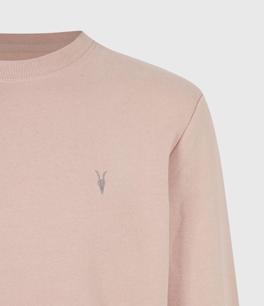 Men's Raven Crew Sweatshirt (balsastone_pink) - Image 5