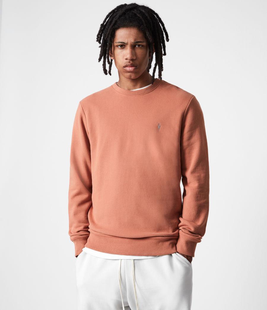 Herren Raven Crew Sweatshirt (desert_rose_pink) - Image 1
