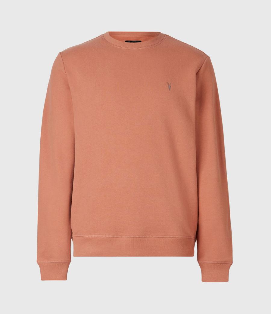 Herren Raven Crew Sweatshirt (desert_rose_pink) - Image 2