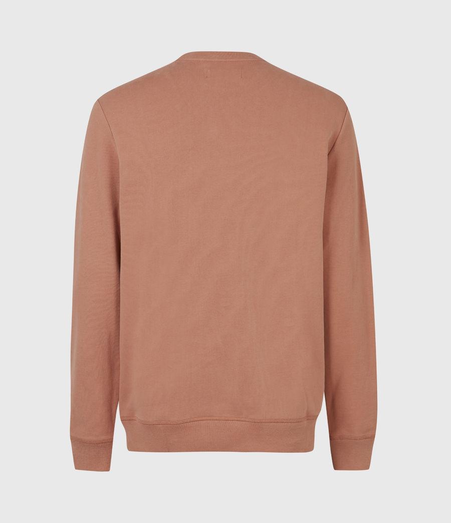 Herren Raven Crew Sweatshirt (desert_rose_pink) - Image 3