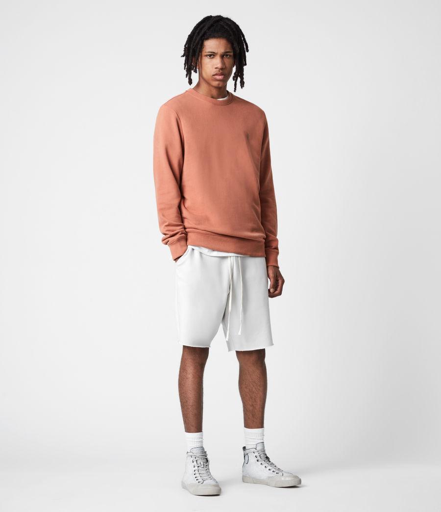 Herren Raven Crew Sweatshirt (desert_rose_pink) - Image 6