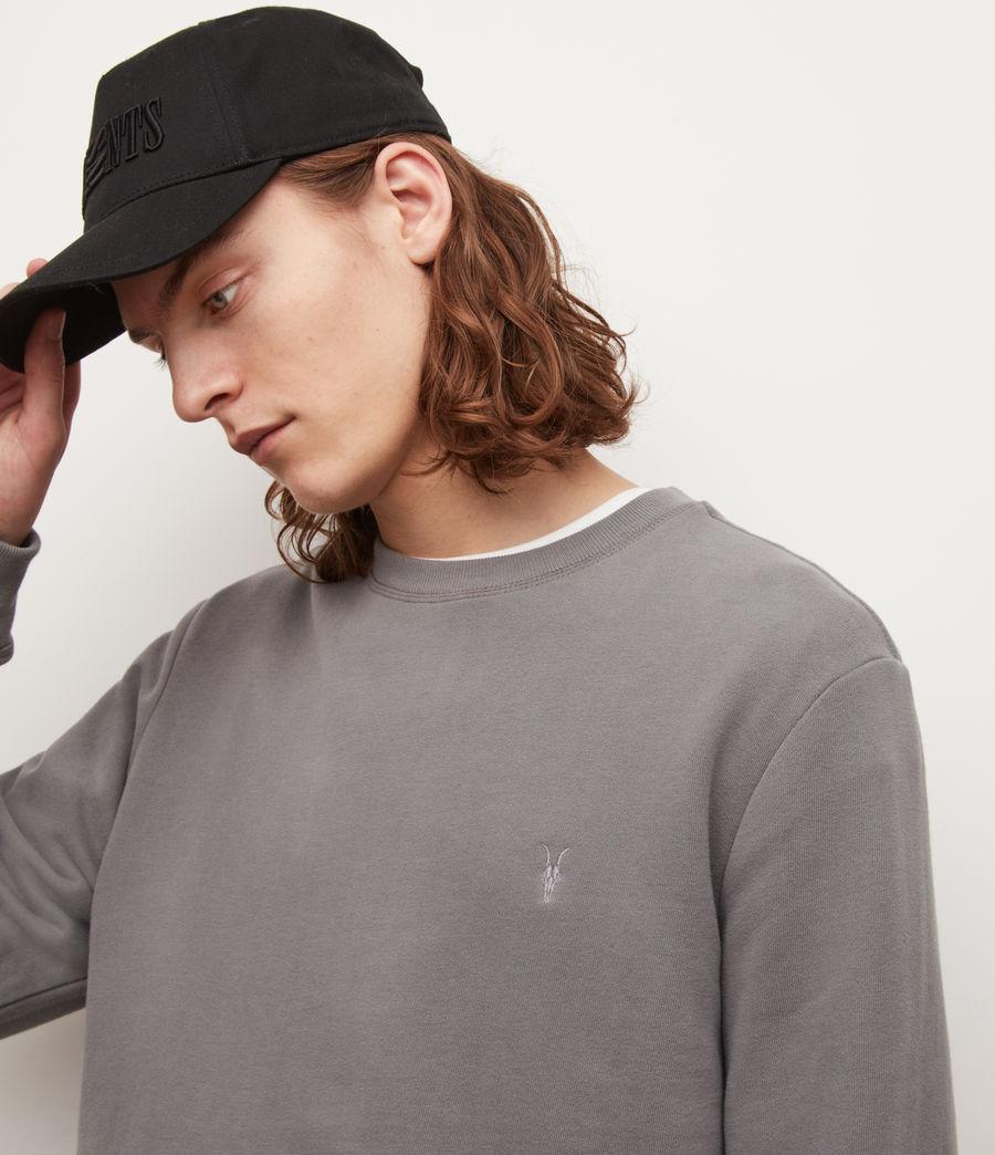 Herren Raven Sweatshirt (sacremento_green) - Image 2