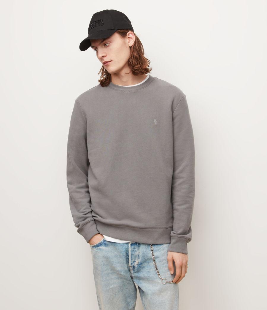 Herren Raven Sweatshirt (sacremento_green) - Image 4
