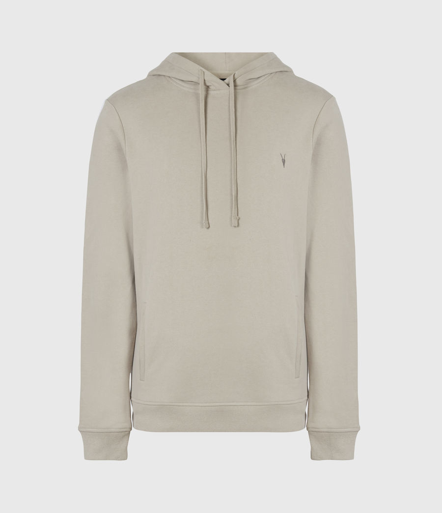 Mens Raven Pullover Hoodie (toasted_taupe) - Image 2