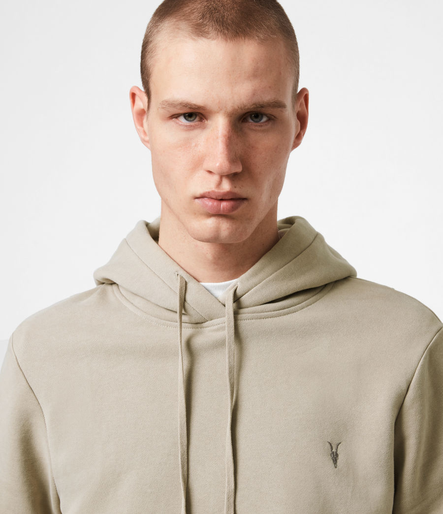 Mens Raven Pullover Hoodie (toasted_taupe) - Image 4