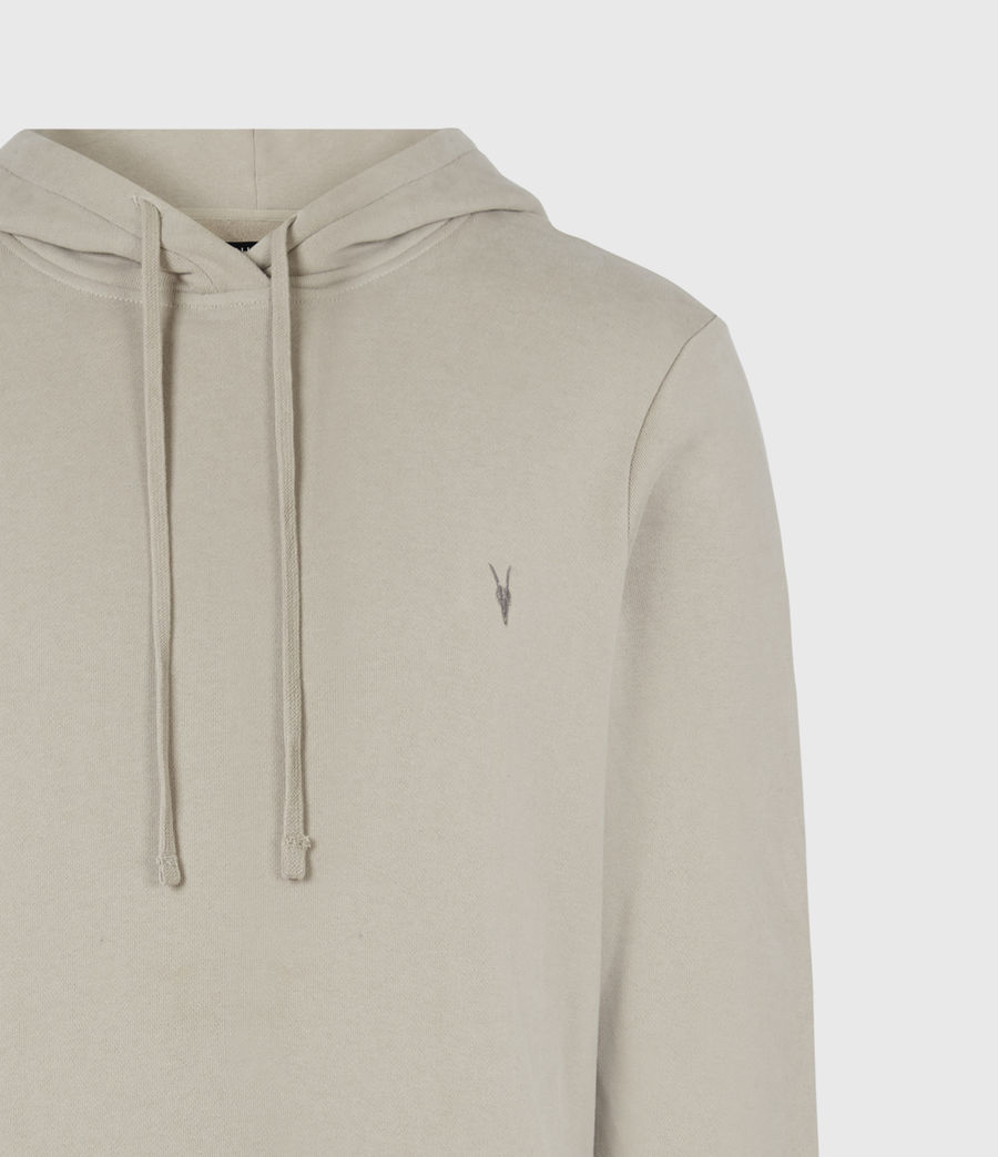 Mens Raven Pullover Hoodie (toasted_taupe) - Image 5