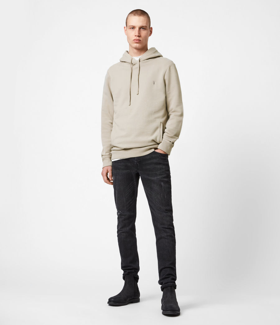 Mens Raven Pullover Hoodie (toasted_taupe) - Image 6