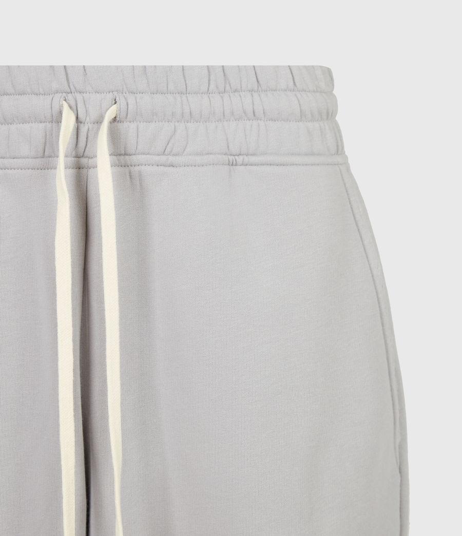Men's Helix Sweat Shorts (heath_grey) - Image 5