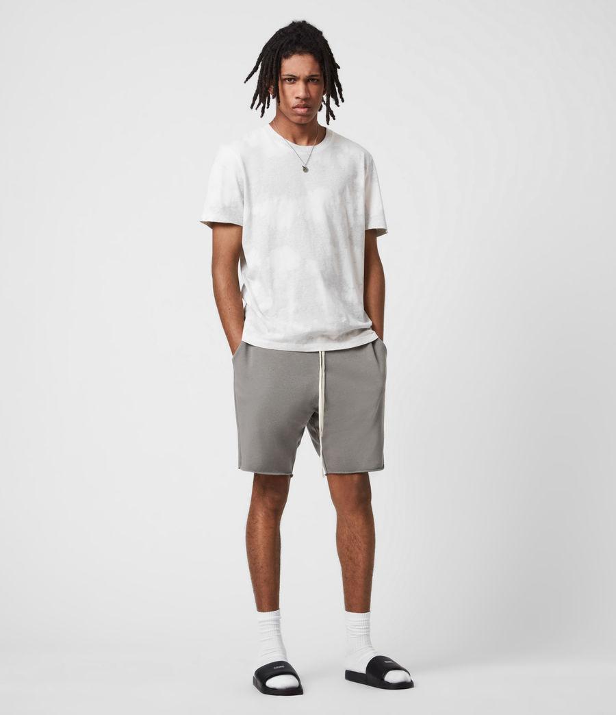 Men's Helix Sweat Shorts (sacremento_green) - Image 1