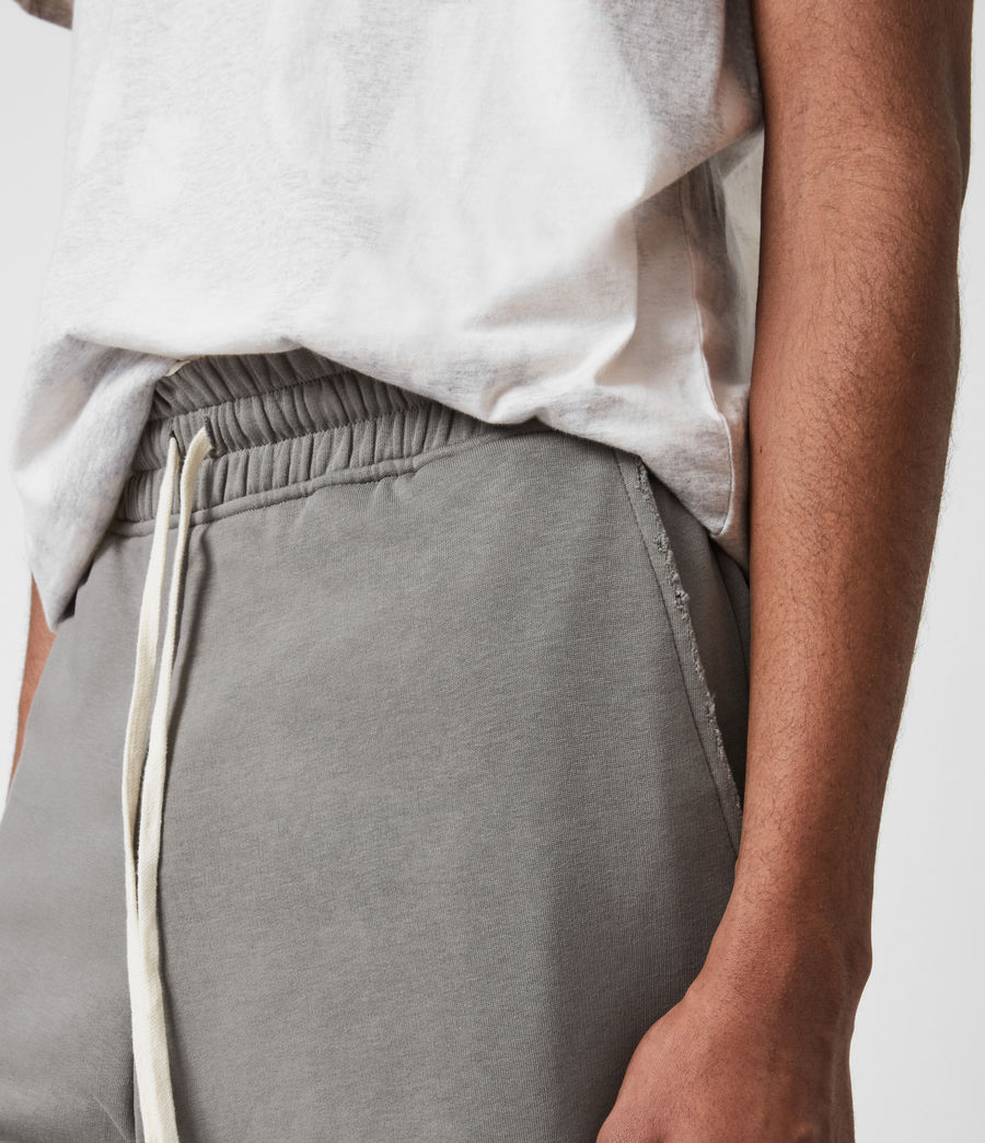 Men's Helix Sweat Shorts (sacremento_green) - Image 6