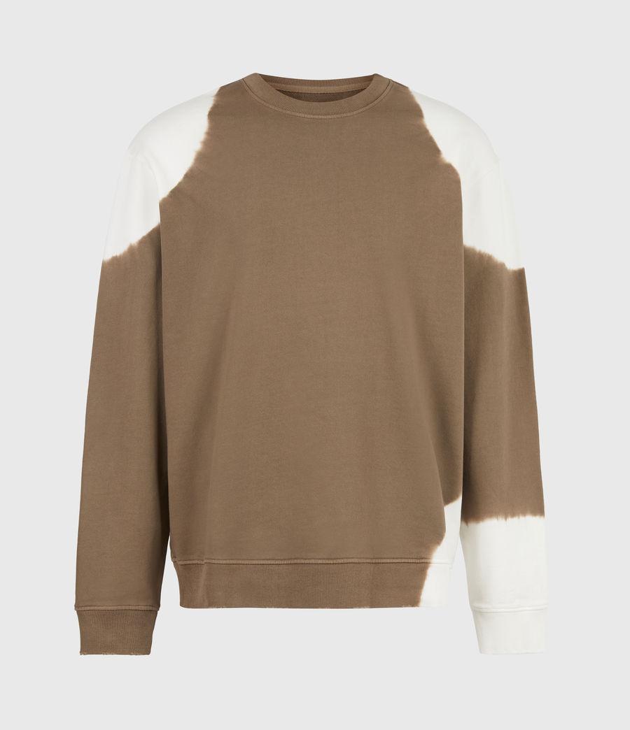 Men's Karter Crew Sweatshirt (alpine_brown) - Image 2