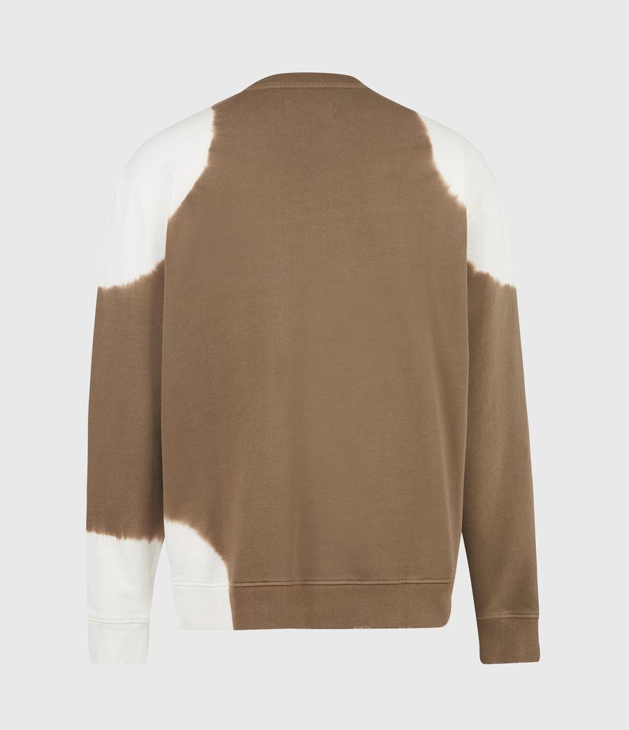 Men's Karter Crew Sweatshirt (alpine_brown) - Image 3