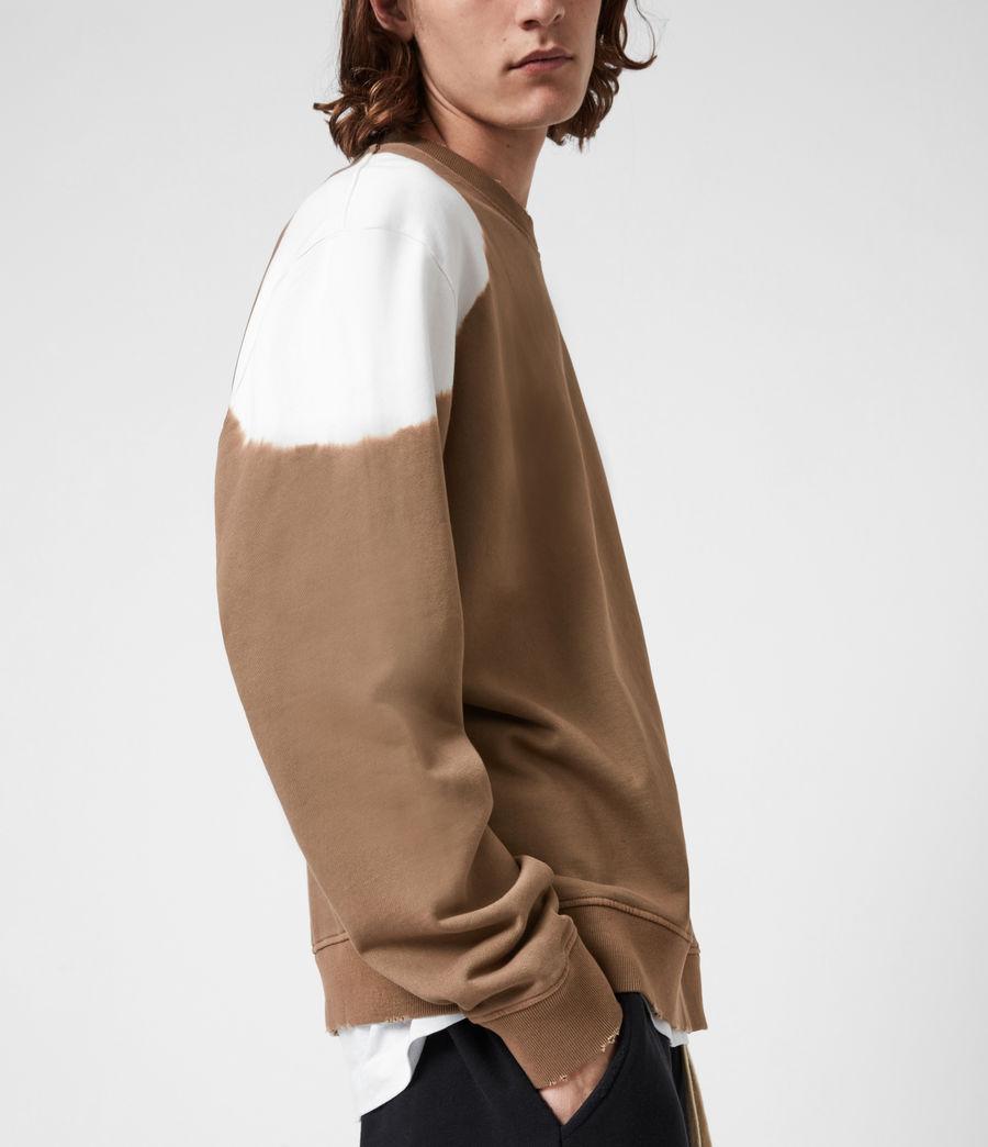 Men's Karter Crew Sweatshirt (alpine_brown) - Image 4