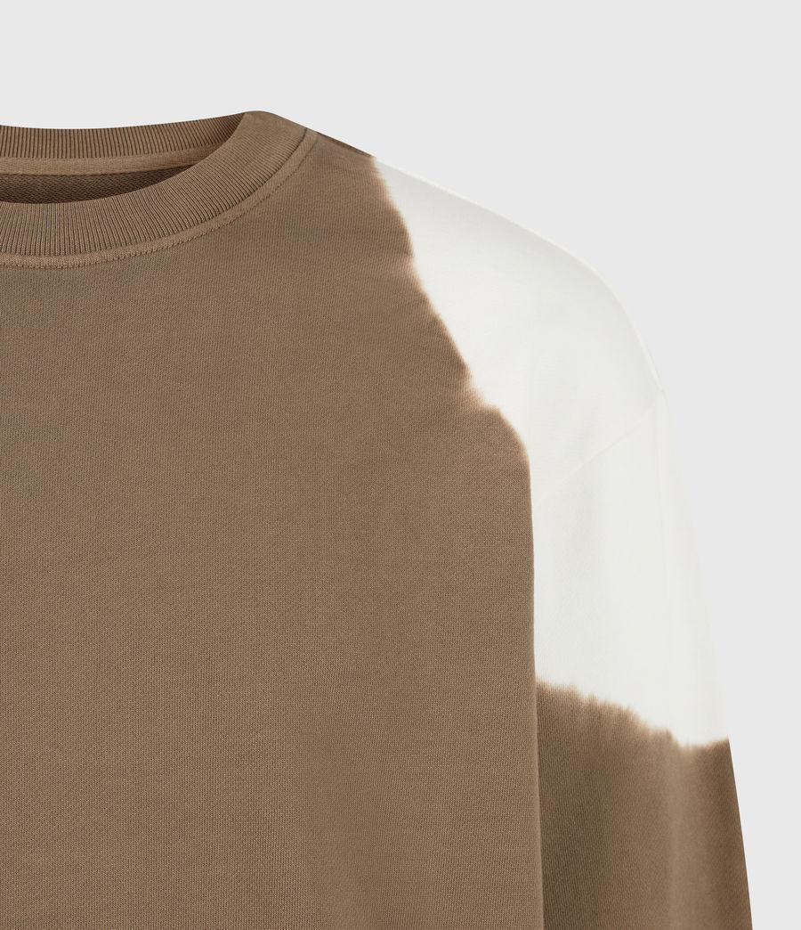 Men's Karter Crew Sweatshirt (alpine_brown) - Image 5