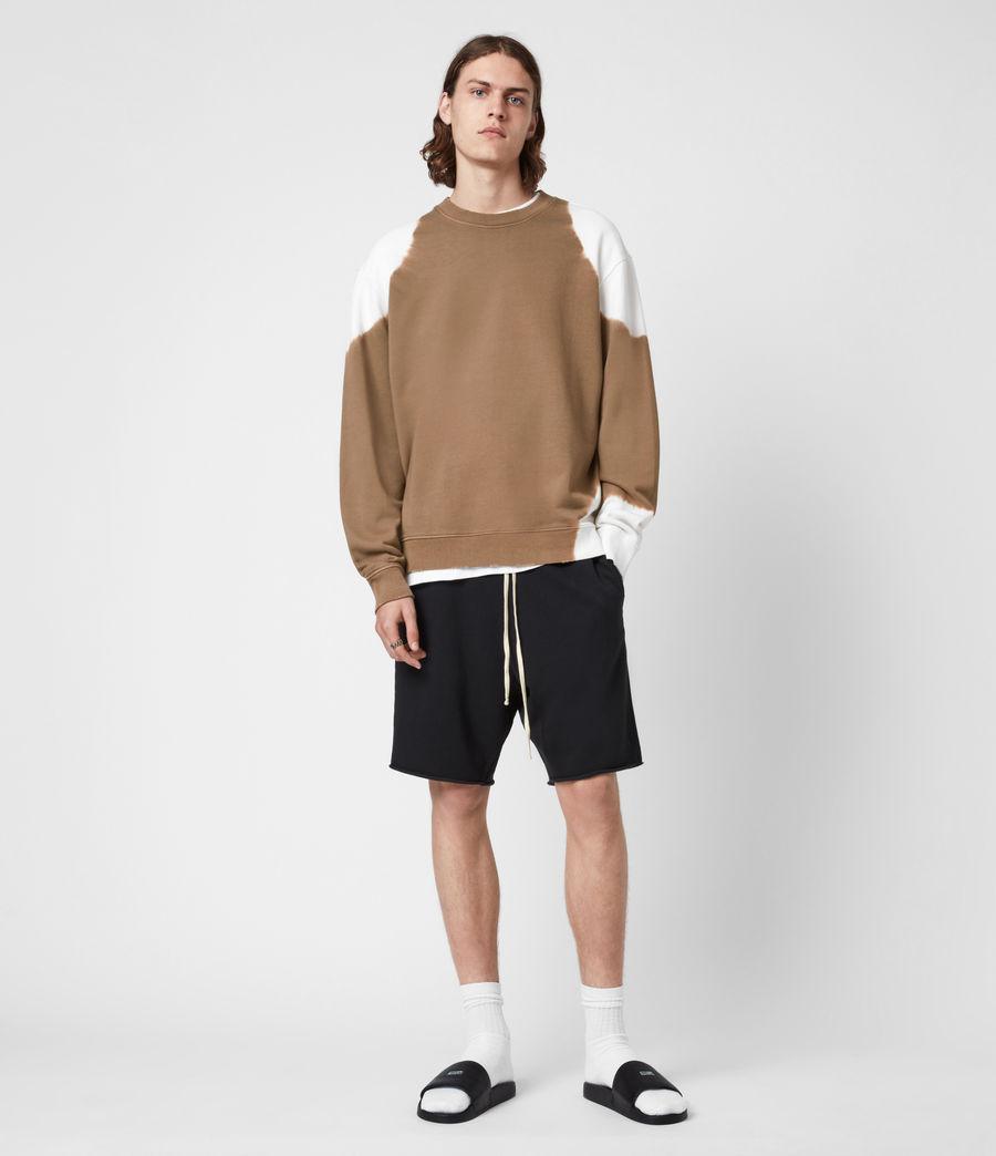 Men's Karter Crew Sweatshirt (alpine_brown) - Image 6