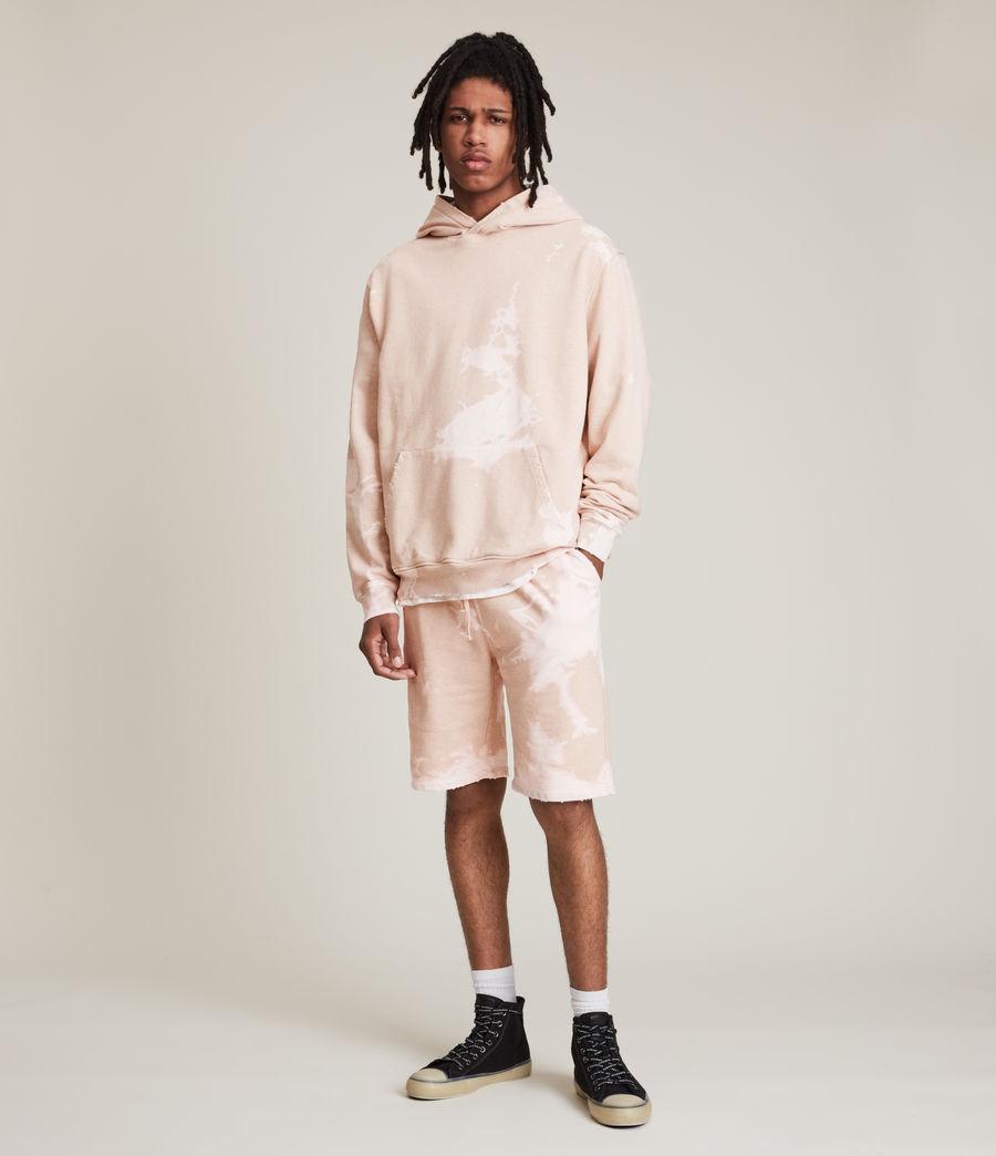 Mens Sable Pullover Hoodie (peach_pink) - Image 1