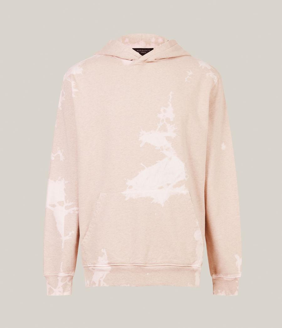 Mens Sable Pullover Hoodie (peach_pink) - Image 2