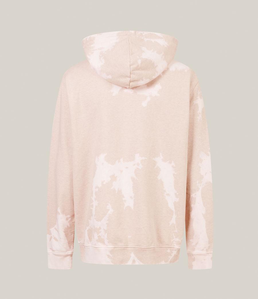 Mens Sable Pullover Hoodie (peach_pink) - Image 3