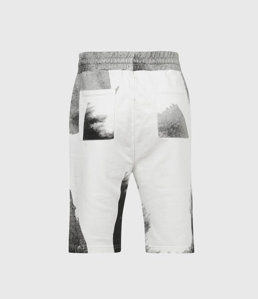 Herren Santana Sweat Shorts (grey_jet_black) - Image 3