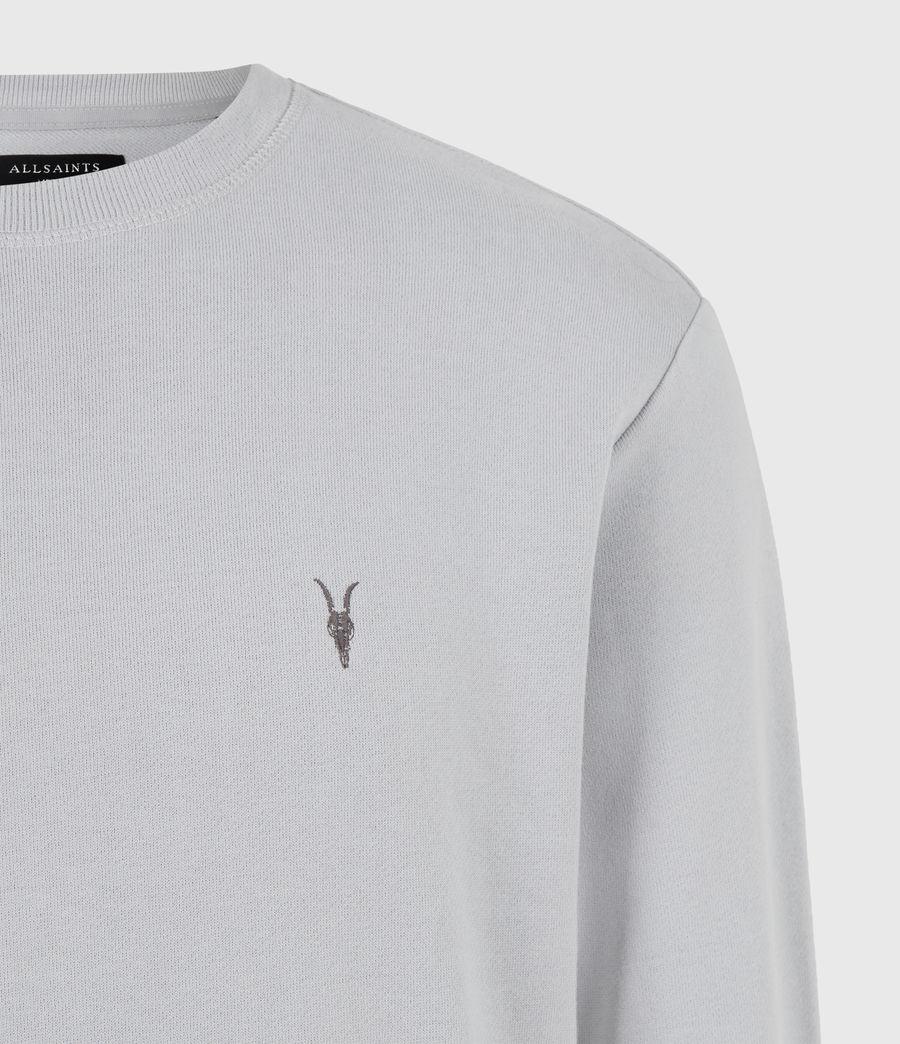 Men's Raven Crew Sweatshirt (granite_blue) - Image 5