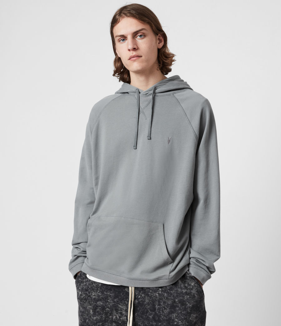 Mens Oakley Pullover Hoodie (gothic_grey) - Image 1