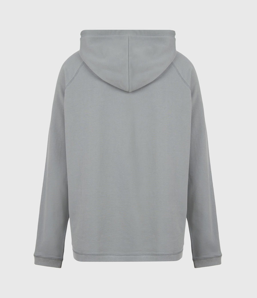 Mens Oakley Pullover Hoodie (gothic_grey) - Image 3