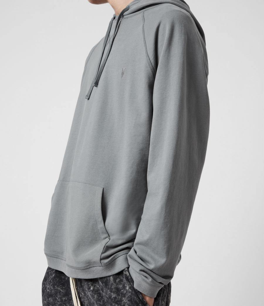 Mens Oakley Pullover Hoodie (gothic_grey) - Image 4