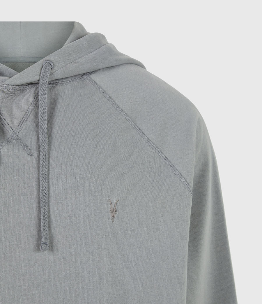 Mens Oakley Pullover Hoodie (gothic_grey) - Image 5