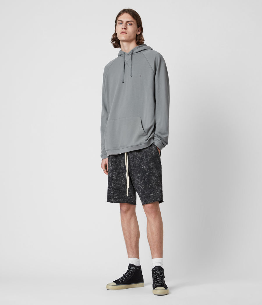 Mens Oakley Pullover Hoodie (gothic_grey) - Image 6