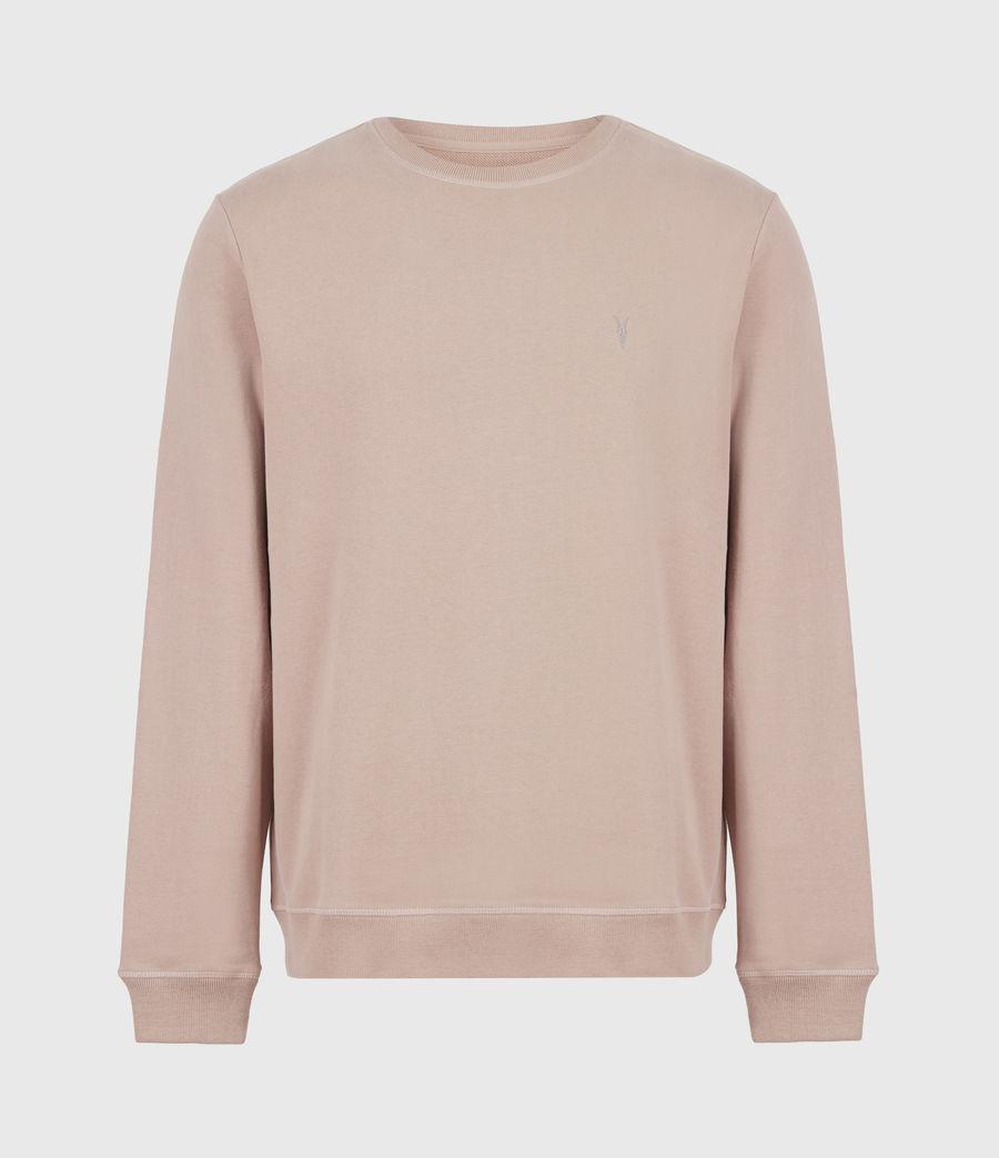 Herren Raven Crew Sweatshirt (smokey_pink) - Image 2