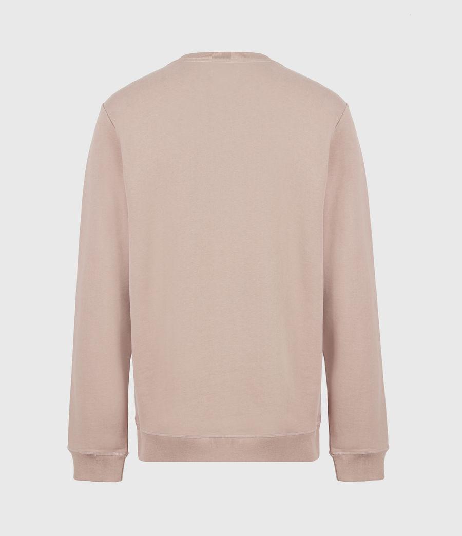 Herren Raven Crew Sweatshirt (smokey_pink) - Image 3