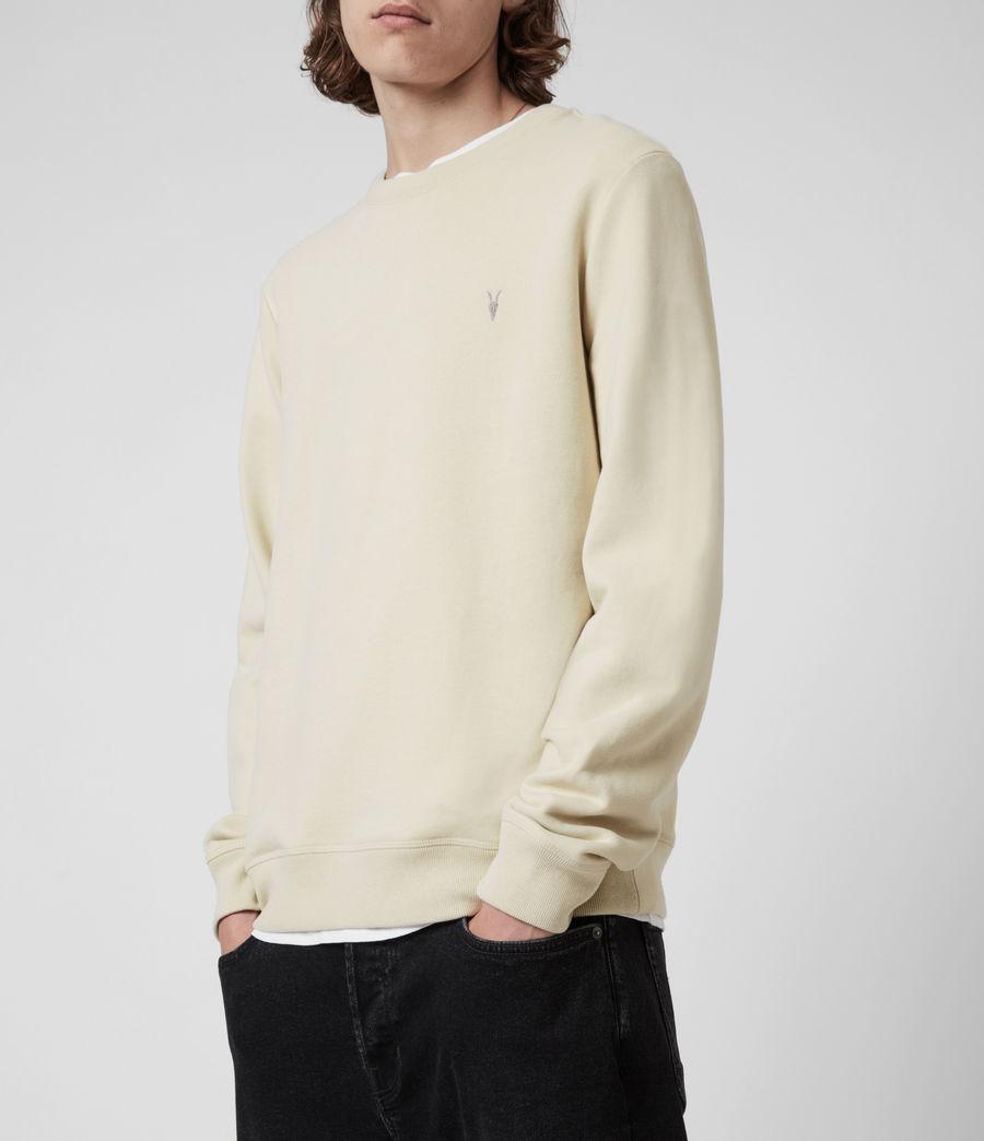 Herren Raven Crew Sweatshirt (tanned_taupe) - Image 4