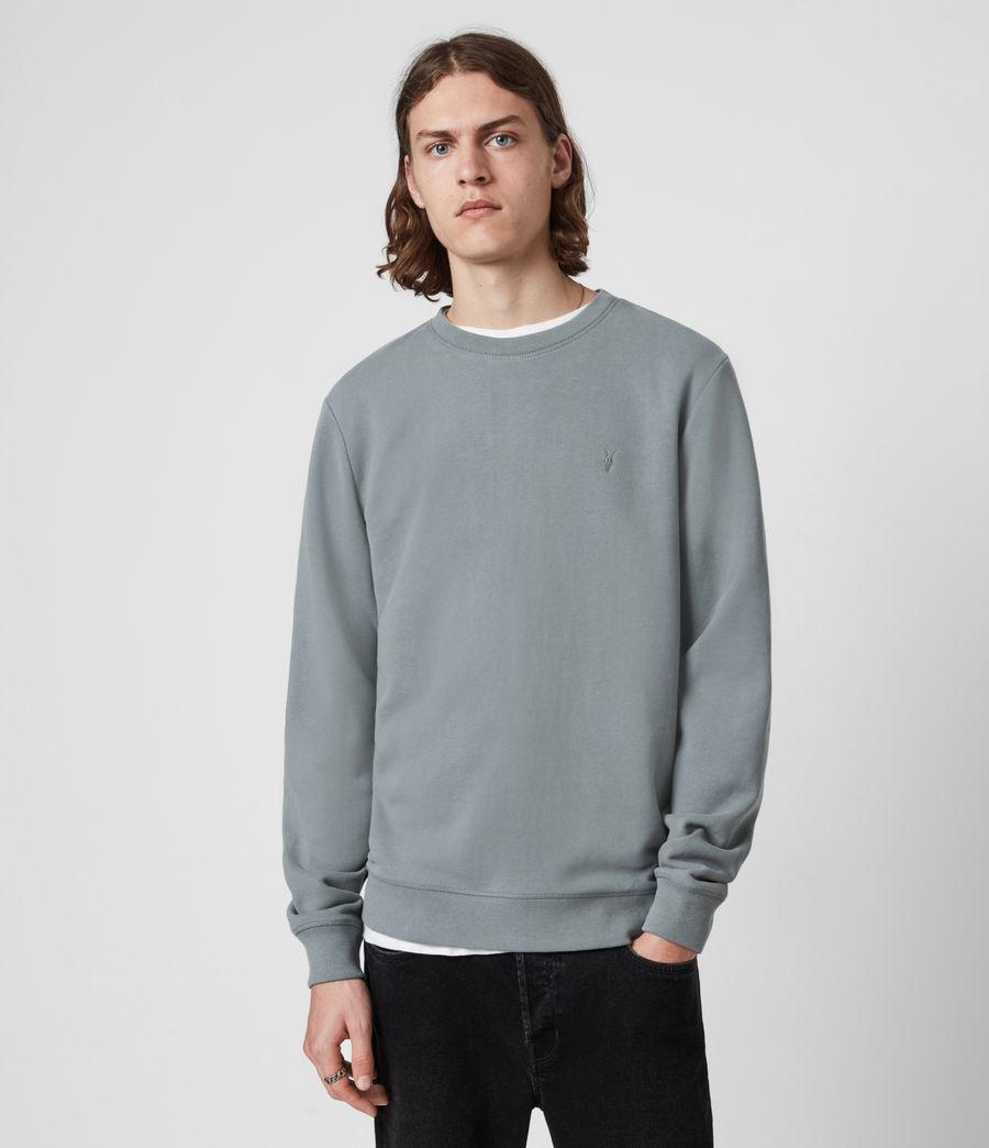 Herren Raven Crew Sweatshirt (gothic_grey) - Image 1