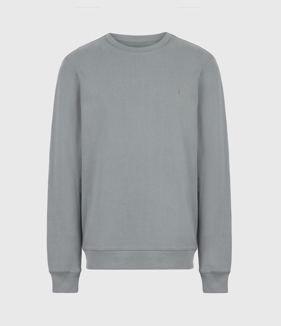 Herren Raven Crew Sweatshirt (gothic_grey) - Image 2