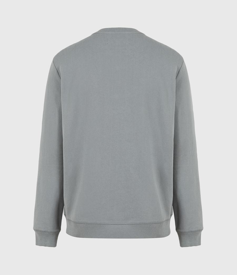 Herren Raven Crew Sweatshirt (gothic_grey) - Image 3