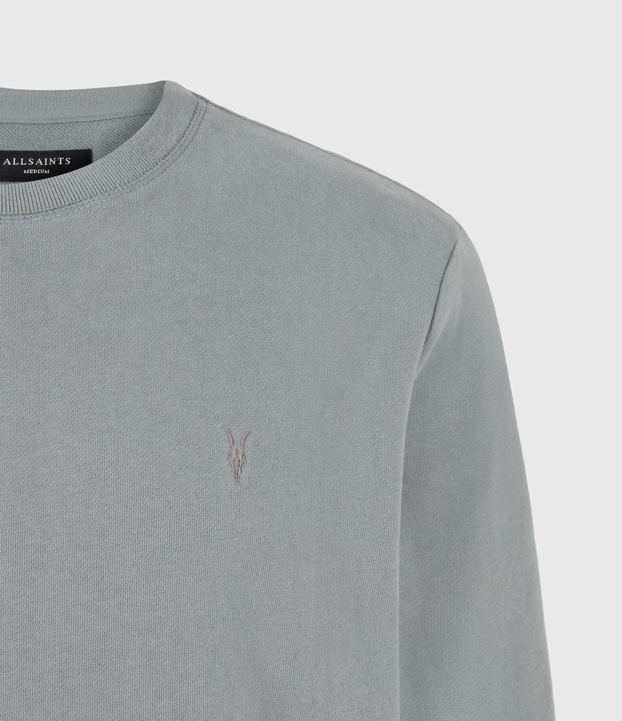 Herren Raven Crew Sweatshirt (gothic_grey) - Image 5