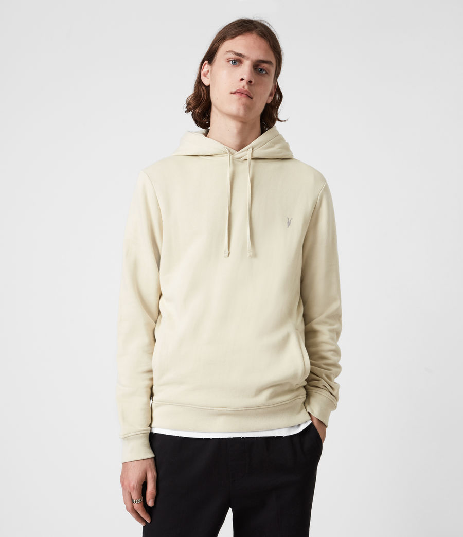 Men's Raven Pullover Hoodie (tanned_taupe) - Image 1