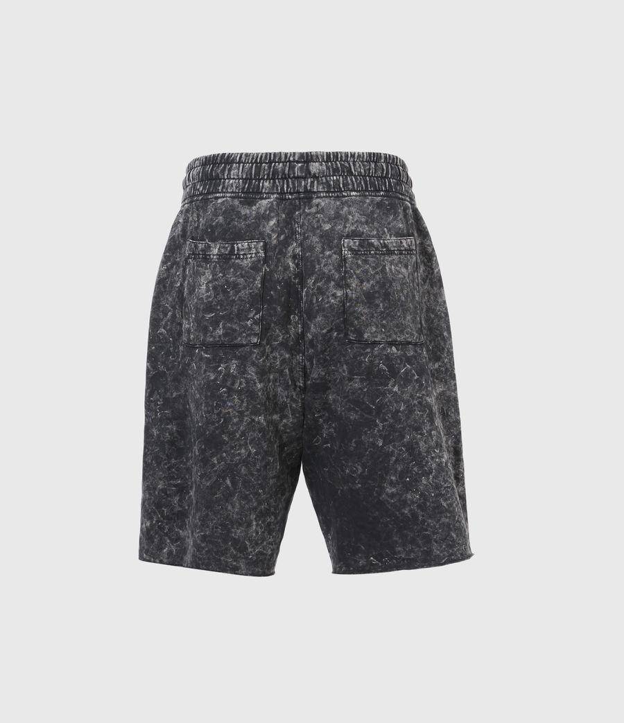 Hommes Short Hani (washed_black) - Image 3