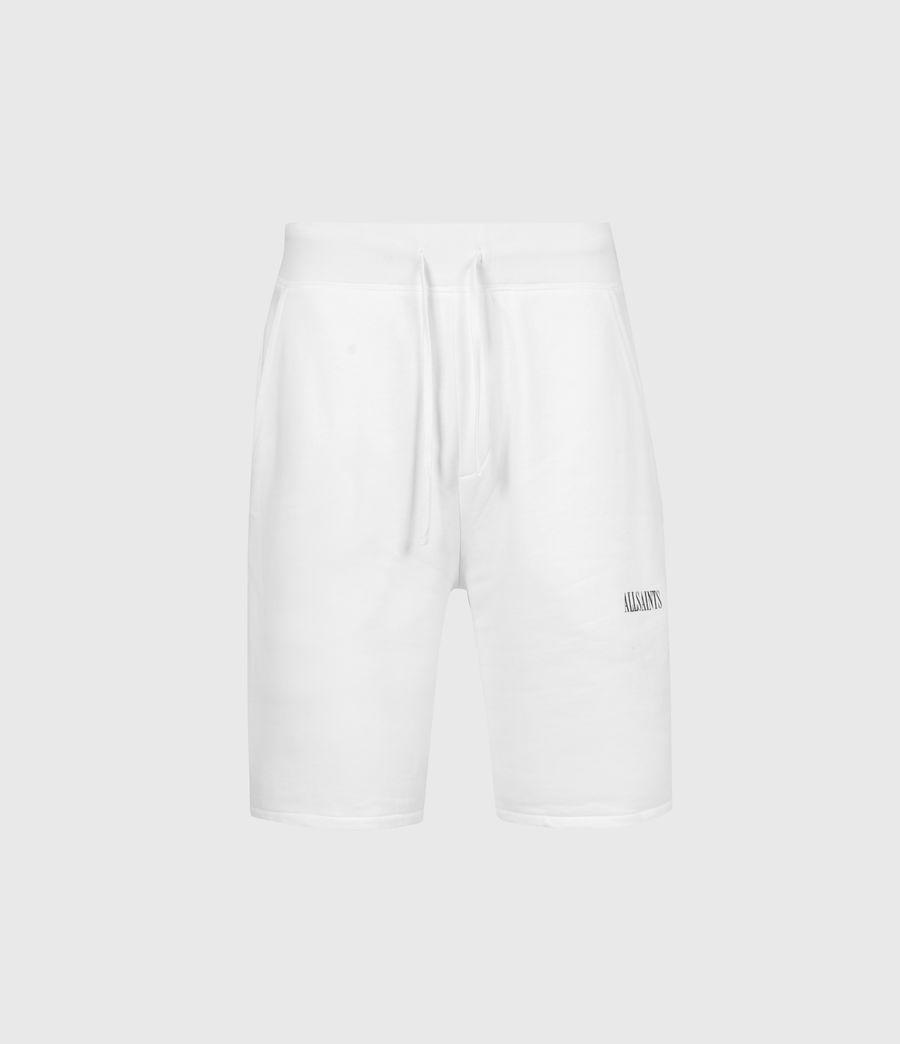 Hommes Short Jogging State (optic_white) - Image 2