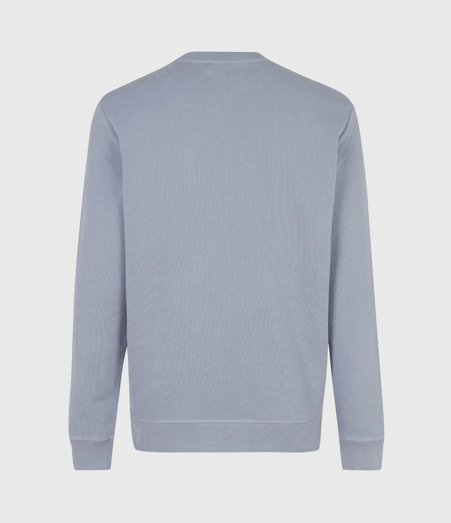 Men's Raven Sweatshirt (twilight_grey) - Image 3